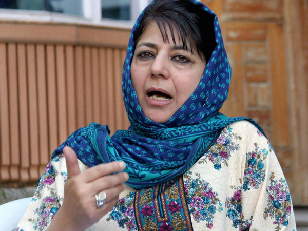 The Perpetrators Are There To Inflict Pain And Divide Us Mehbooba Mufti On Jammy Bus Stand Attack