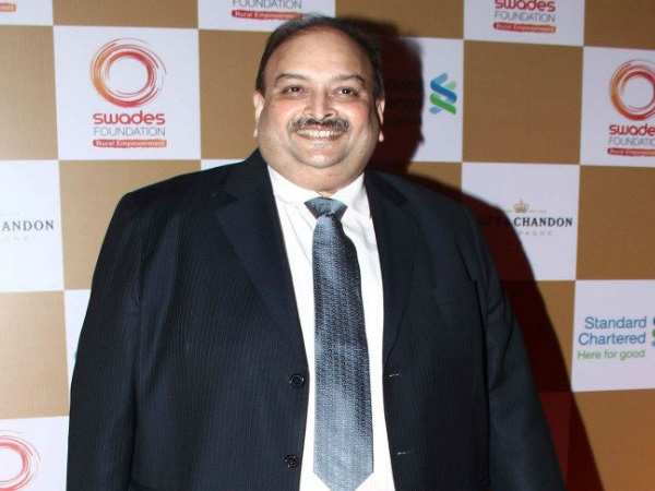 Mehul Choksi Is Selling Fake Diamonds America Us Probe Alleges