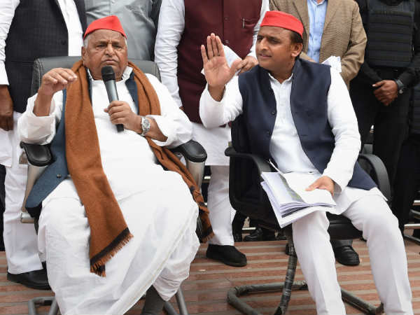 Cbi Got Notice On Disproportionate Assets Case On Akhilesh Yadav And Mulayam Singh