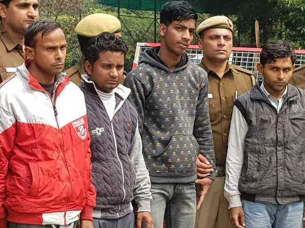 Four Arrested In Delhi Sarita Vihar Girl Murder Case
