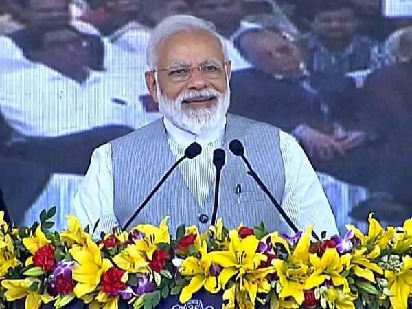Pm Modi Inaugurate Delhi Metro S Blue Line Extension Noida
