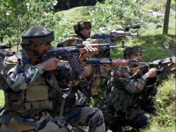 Bandipora 2 Let Killed Encounter Jammu Kashmir