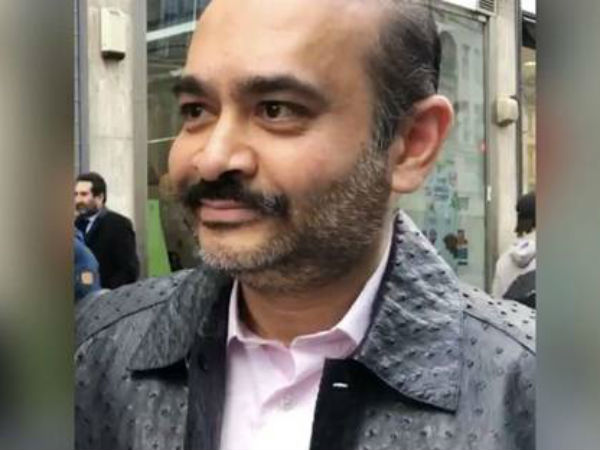 Fugitive Businessman Nirav Modi Arrested London Pnb Scam