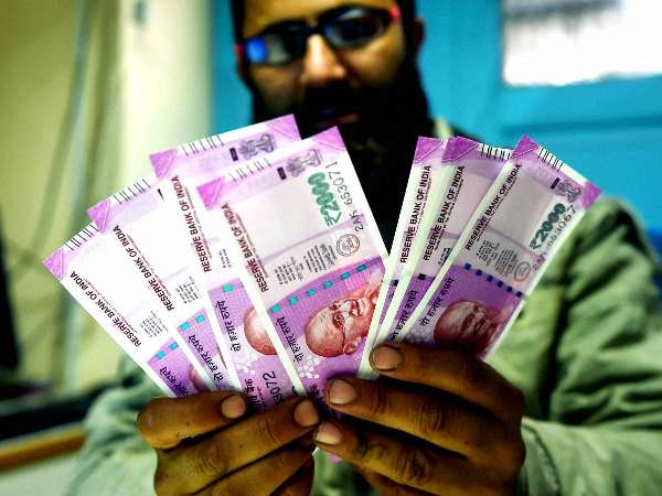 Cash Circulation Increases After Demonetisation 19 1 Percent