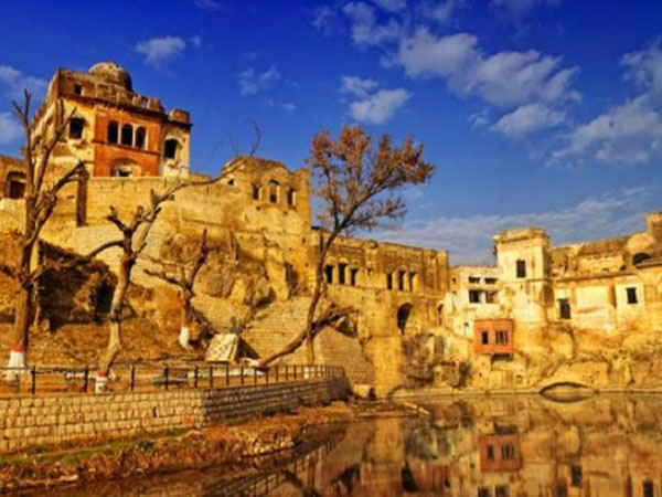 The Ancient Katasraj Shiva Temple Pakistan