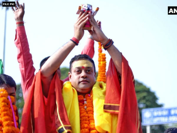 Odisha Congress Filed Complaint With Elections Commission Against Sambit Patra