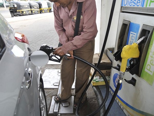 Petrol Diesel Price Decreased On 12th March