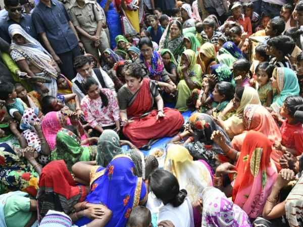 Priyanka Gandhi Ayodhya Visit