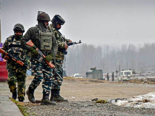Mastermind Pulwama Terror Attack 23 Year Old Jaish Terrorist Killed In Tral Encounter Jammu Kashmir
