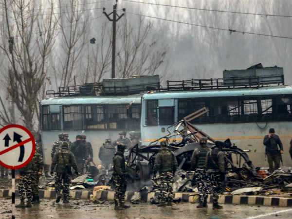 Combat Drugs Reduce Casualties Pulwama Type Attacks Warfare