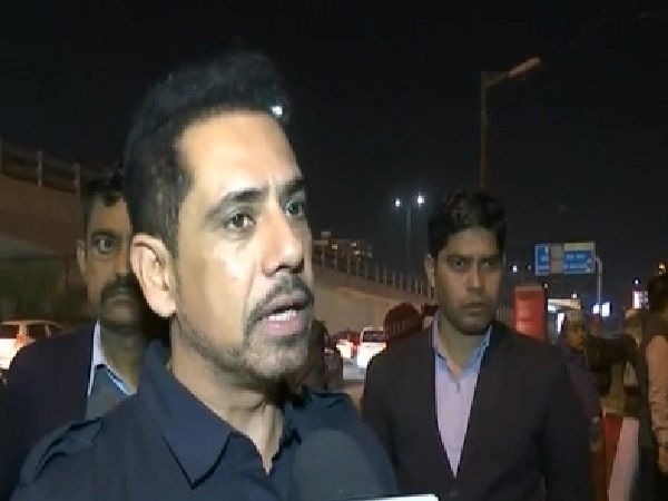 Robert Vadra Says Won T Join Active Politics Till My Name Is Cleared
