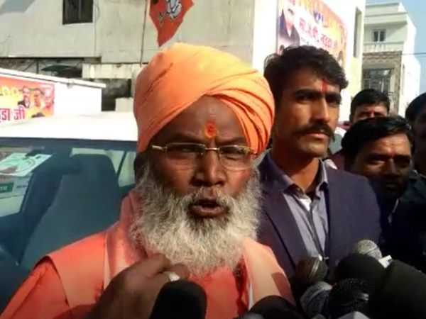 There Will Be No Election 2024 Says Sakshi Maharaj