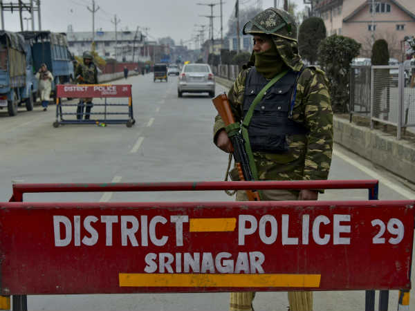 Lady Special Police Officer Spo Murdered Shopian Jammu Kashmir