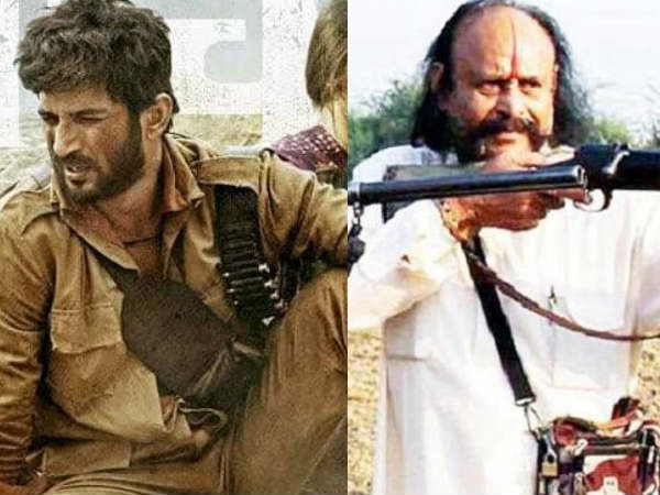 Dacoit Malkhan Singh Files Pil Against Sushant Singh Rajput S Sonchiriya