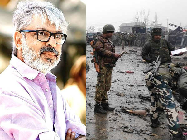 Sanjay Leela Bhansali Going Produce Film Based On Pulwama Revenge