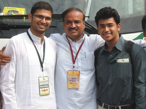 Who Is Tejasvi Surya Bjp Nominee From Bengaluru South For Seat Lok Sabha Elections