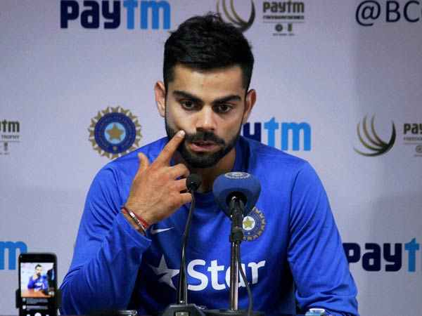 Virat Kohli Blamed Rishabh Pant Losing Match Against Australia