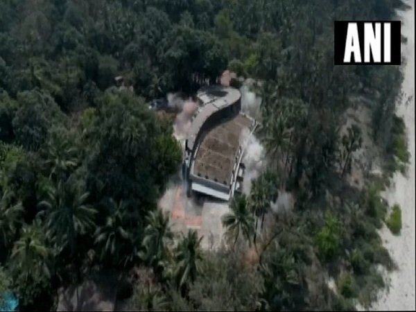 Nirav Modi S 100 Cr Alibaug Bungalow Blown Up With Dynamite