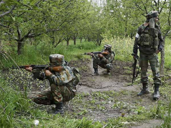 Jammu Kashmir Encounter Tral S Pinglish Village Three Terrorists Eliminited