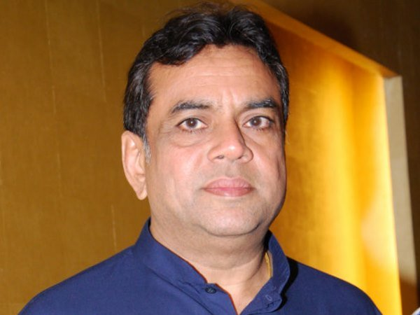 Paresh Rawal Expressed His Desire Not Contest Lok Sabha Elections