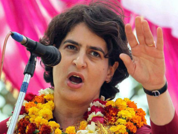 Lok Sabha Elections 2019 Priyanka Gandhi S Answer To Mayawati We Have A Fight With Bjp