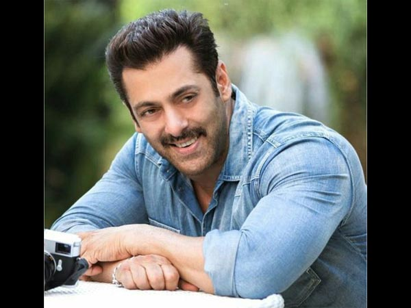 On Launching Actors Under His Banner Salman Khan Said Not