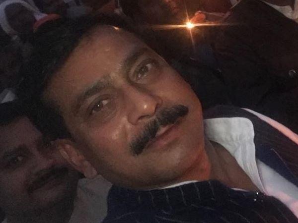Bjp Mla From Lakhimpur Yogesh Verma Shot During Holi Festivities Bullet