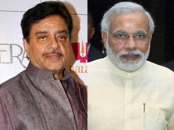 Pm Modi Why Are You Wasting So Much Money On Different Channels Shatrughan Sinha
