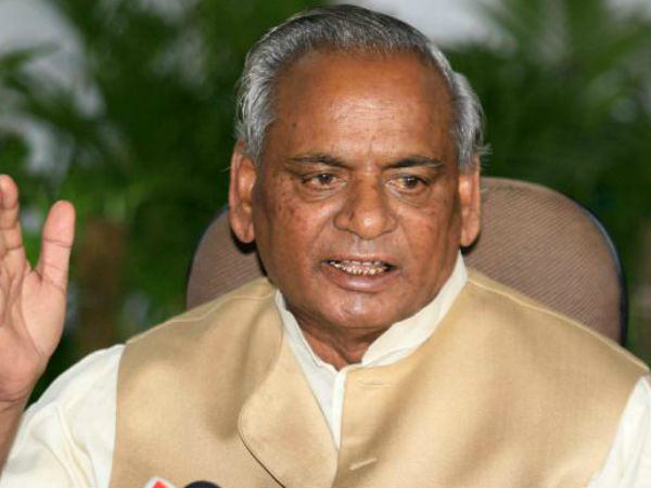 Rajasthan Guv Kalyan Singh Praises Modi President Sends Notice For Necessary Action