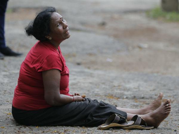 શ્રીલંકાઃ સીરિયલ બ્લાસ્ટમાં અત્યાર સુધીમાં 10 ભારતીયોનાં મોત, સુષ્મા સ્વરાજે કરી પુષ્ટિ