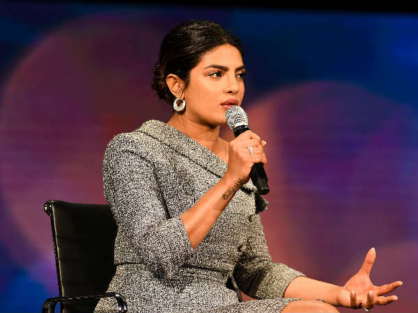 Metoo Priyanka Chopra Also Faced Sexual Harassment Moment