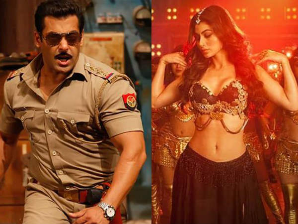 Super Star Salman Khan Now Busy In Dabangg 3 Shooting And Mouni Roy