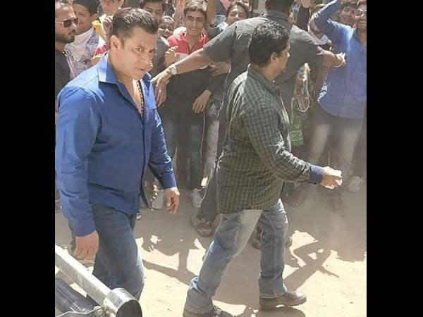 Salman Khan Starrer Dabangg 3 Title Track Video Leaked From The Set