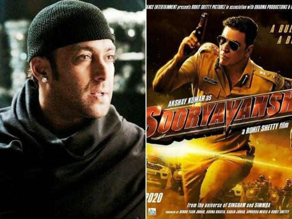 Super Star Salman Khan S Inshallah And Akshay Kumar S Sooryavanshi
