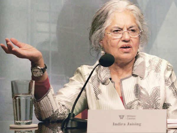 Indira Jaisingh Says Women Advocates Do Not Feel Safe In Supreme Court Demand Fair Probe In Cji Case