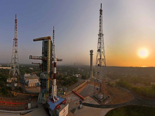Isro To Launch Its Emisat And 28 Other Satellites Today