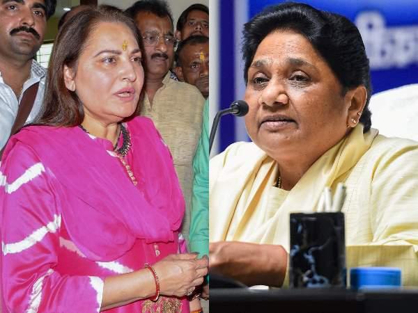 Lok Sabha Elections 2019 Case Registered Against Bjp Candidate Jaya Prada