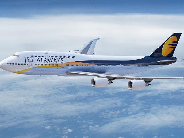 All Jet Airways Flight Domestic And International Cancelled