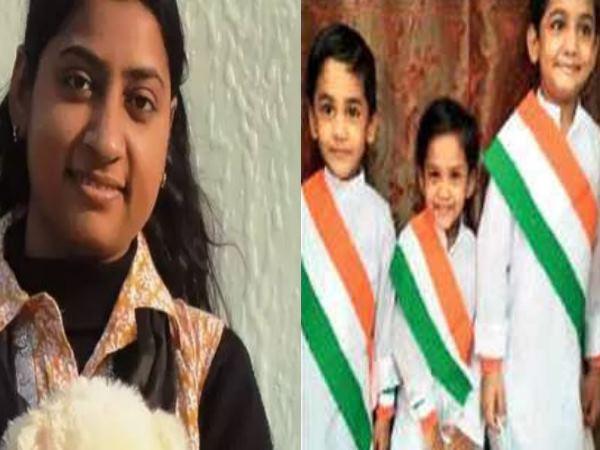 Depressed Man Killed Wife And 3 Kids In Gaziabad