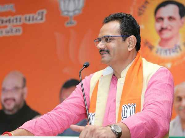 Gujarat Bjp President Jitu Waghanis Controversial Statement Video Viral