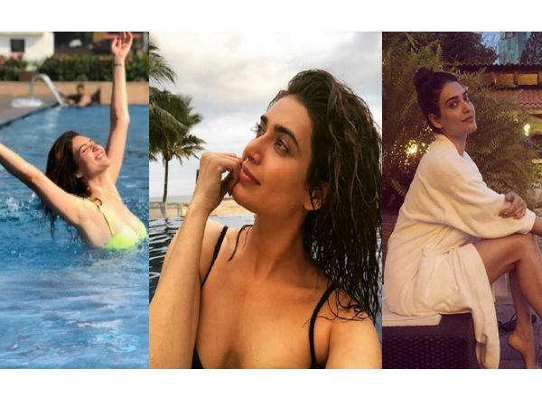 Hava A Look Naagin 3 Fame Karishma Tanna Hot Pic Viral On Social Media