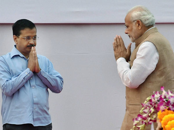 As Pakistan Pm Imran Khan Wants Narendra Modi To Win Elections Arvind Kejriwal Takes A Dig At Bjp