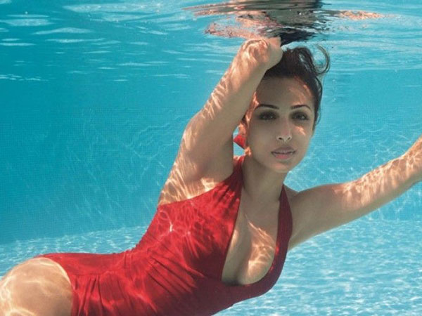 Actress Malaika Arora Shared A Bikini Picture For Trollers