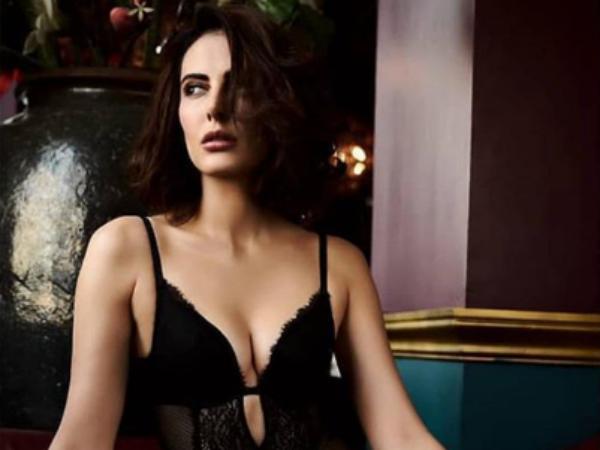 Ex Bigg Boss Contestant And Model Actress Mandana Karimi Is Again In New