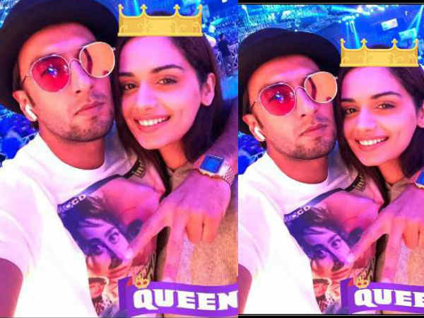 Miss World Manushi Chillar To Romance Ranveer Singh In Yashraj Films Next