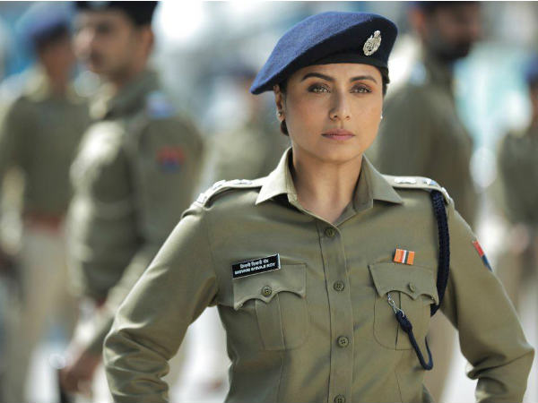 Rani Mukerji Dons The Cop Uniform In Mardaani 2 See Her First Look Here