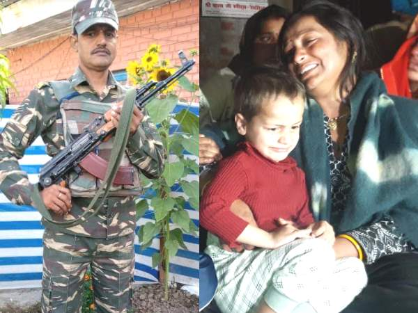 Pulwama Terror Attack Martyr Ram Vakeel Family Receiving Threat