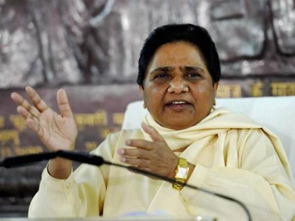 Supreme Court Rejects Mayawati S Plea Against Election Commission Ban
