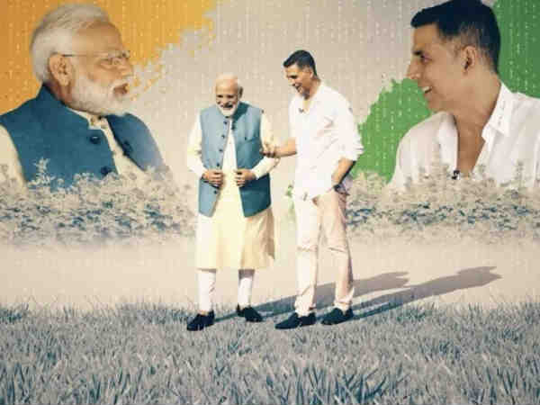 Chattisgarh Chief Minister Slams Akshay Kumar For Interview With Pm Narendra Modi