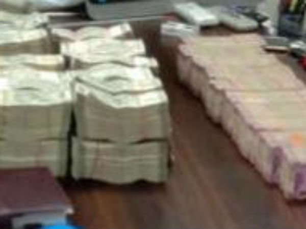 Huge Cash Seized From Andhra Pradesh And Telangana By Police